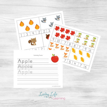 Fall Activities for Preschool