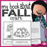 Fall Beginning Reader Craft and Poems Book