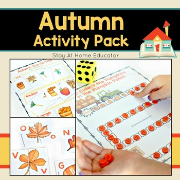 Fall Activity Bundle