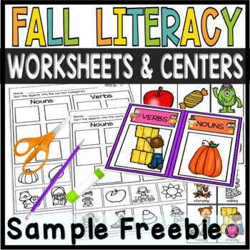 https://www.teacherspayteachers.com/Product/Fall-Grammar-Activities-Nouns-and-Verbs-3349112