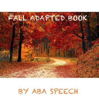 Fall Adapted Book and Questions