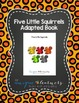 Fall Adapted Book Bundle: 2 Fall Adapted Books for Childre