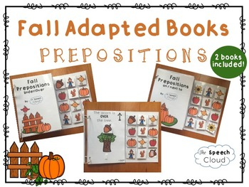 #Oct2017SLPmusthave Fall Adapted Book: Prepositions
