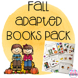 Fall Adapted Books Pack