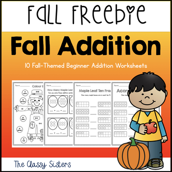 Fall Addition Freebie