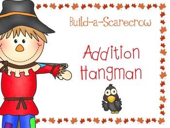 Fall Addition Hangman