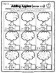 Fall Addition Packet - Addition to Five and Ten