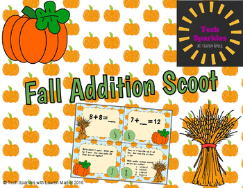 Fall Addition Scoot