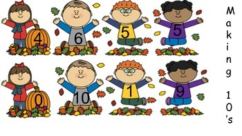 Fall Addition and Subtraction Fun!
