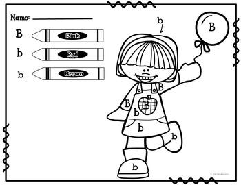 Fall Alphabet Activities