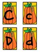 Fall Alphabet Match Upper and Lower Case Letters