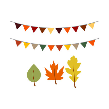Fall Animal Clipart, Autumn Animals Clipart, Animals Wearing Scarves