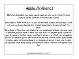 Fall Apple /l/-blends
