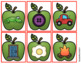 Fall Apples Literacy Centers for Kindergarten