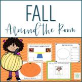 Fall Centers for Around the Room, Preschool & Kindergarten