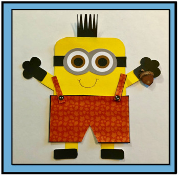 Fall or Autumn Art Activity for Primary Grades