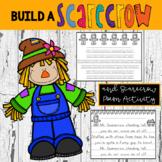 Fall Art FUN & Writing | Build a Scarecrow | Rhyme & Write