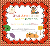 Fall Artic Fun: Later Sounds