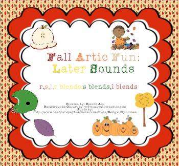Fall Artic Fun: Later Sounds