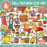 Fall / Autumn Clip Art