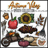Fall Clipart Perfect for Autumn