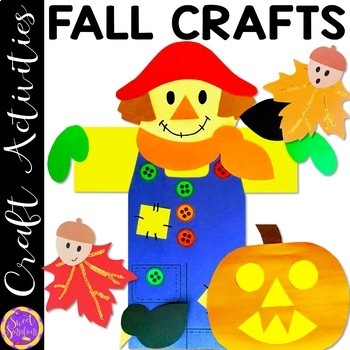 Fall Crafts and Activities Bundle