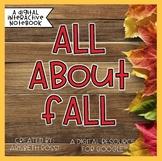 Fall/Autumn Digital Activities