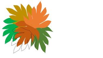 Fall/Autumn Leaves Clip Art