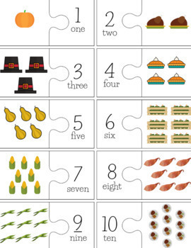 Fall/Autumn Lesson Plan Bundle