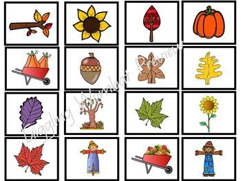 Fall Autumn Lotto