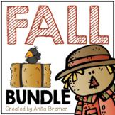 Fall Activities Bundle