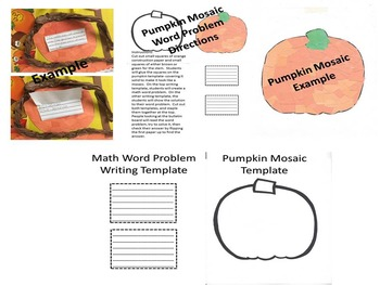 Fall (Autumn) Math Bulletin Board and Activities