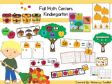 Fall / Autumn Math Centers