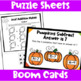 Fall Activities: Fall Math Games, Puzzles and Brain Teasers
