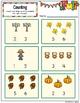 Fall/Autumn Math Mega Packet