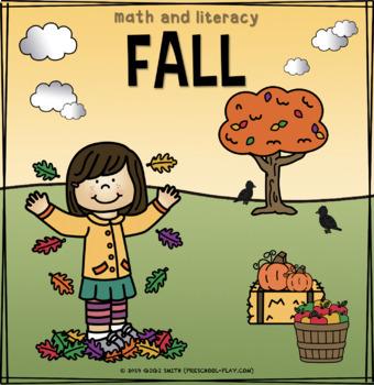 Fall/Autumn Math and Literacy