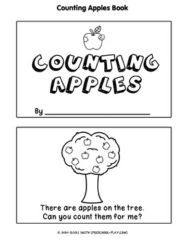 Fall Autumn Math and Literacy