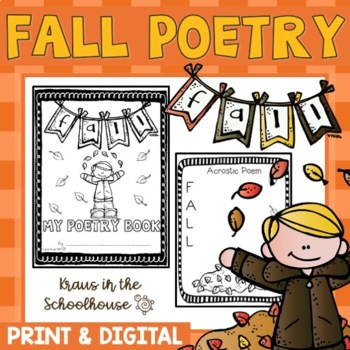 Poetry Writing for Fall Season