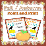 Fall / Autumn Point and Print