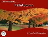 Fall / Autumn PowerPoint
