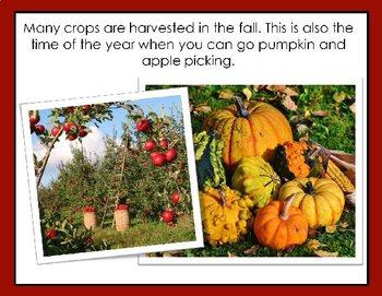 Fall / Autumn PowerPoint