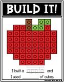 STEM Create It Work it Make It Build It Fall Autumn Cube Mats