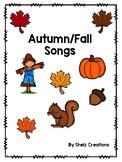 Fall -  Autumn Songs