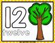 Number (#0-20) Playdough Mats: Fall/Autumn Themed Pack