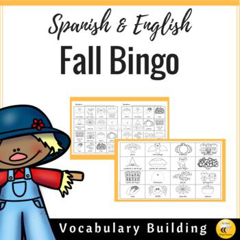 Fall BINGO {Spanish & English}