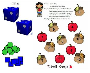 Fall BUMP and Beyond SMART Notebook and PDF