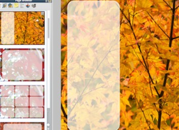 Fall Backgrounds for ActivBoard