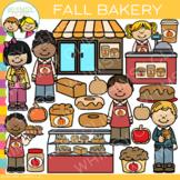 Fall Bakery Clip Art
