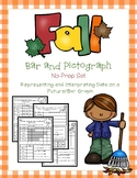 Fall Bar and Pictograph No-Prep Set