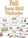 Fall Basic Skill Flipbooks
